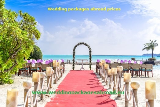 Defining Wedding Packages Abroad Prices - weddingpackagesabroad - Quora